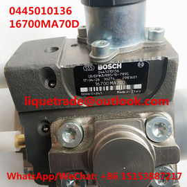 China BOSCH Common rail fuel pump 0445010136, 0 445 010 136 for 16700-MA70D, 16700 MA70D, 16700MA70D supplier