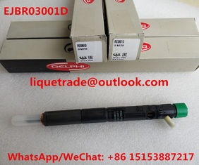 China DELPHI Original and New CR Injector EJBR03001D / R03001D / 33800-4X900 / 33801-4X900 for KIA EJBR02501Z supplier