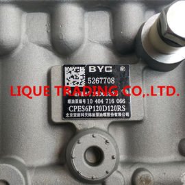 China GENUINE Fuel pump 5267708 , 10404716066 , 10 404 716 066 , CPES6P120D120RS supplier