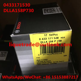 China BOSCH FUEL NOZZLE 0433171530 , 0 433 171 530 , DLLA158P730 , DLLA 158 P730 supplier