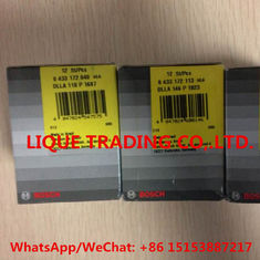 China BOSCH FUEL NOZZLE 0433172113 , 0 433 172 113 , DLLA146P1823 , DLLA 146 P 1823 supplier