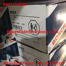 China BOSCH INJECTOR 0445110526 Common rail injector 0 445 110 526 , 0445 110 526 supplier