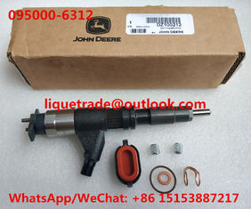 China DENSO Common rail injector 095000-6310, 095000-6311, 095000-6312 for JOHN DEERE 4045 RE530362 , RE546784 , RE531209 supplier