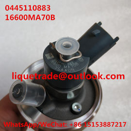 China BOSCH INJECTOR 0445110883 , 0 445 110 883 for 16600 MA70B / 16600MA70B / 16600-MA70B supplier