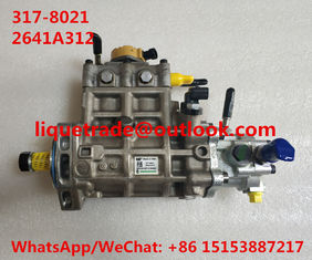 China CAT Fuel Pump 317-8021 , 2641A312 For Caterpillar CAT pump 3178021 , 317 8021 supplier