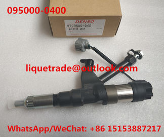 China Denso Genuine Common Rail Injector 095000-0400 095000-0402 095000-0403 095000-0404 for HINO P11C 23910-1163 23910-1164 supplier