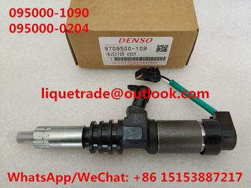 China DENSO Common rail injector 095000-1090, 9709500-109, 095000-0200, 095000-0204 for MISTSUBISHI 6M60T supplier