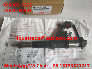 China DENSO INJECTOR 095000-5220,095000-5223, 095000-5224, 095000-5226 for HINO 700 Series E13C supplier
