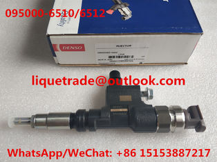 China DENSO Common rail injector 095000-6510, 095000-6511, 9709500-651 for TOYOTA 23670-79016, 23670-E0081 supplier