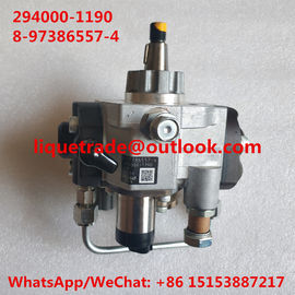 China DENSO Common rail fuel pump 294000-1190, 294000-1191 for ISUZU 8-97386557-4 , 8973865574 , 8-97386557-5 , 8973865575 supplier
