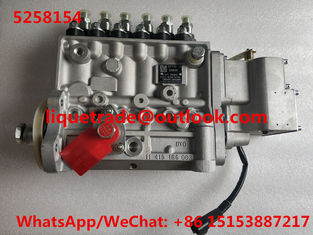 China CUMMINS fuel pump 5258154 , 10404716046 , 10 404 716 046 , CPES6P120D120RS BYC 11 415 186 003 , 11415186003 supplier
