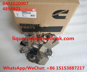 China BOSCH Fuel Pump 0445020007, 0 445 020 007, 0445020175 ,Cummins 4897040, 4898921, IVECO 5801382396 supplier