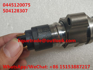 China BOSCH Common Rail Injector 0445120075 , 0 445 120 075 , 0445 120 075 , 504128307 supplier