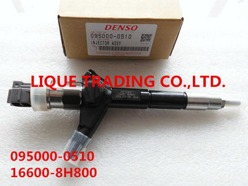 China DENSO INJECTOR 095000-0510 for N ISSAN X-Trail T30 2.2L 16600-8H800, 16600-8H801 supplier