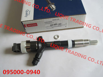 China DENSO INJECTOR 095000-0940 , 095000-0941 ,9709500-094 for TOYOTA 23670-30030,23670-30040,23670-39035,23670-39036 supplier