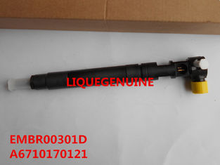China DELPHI Common rail injector EMBR00301D , R00301D SSANGYONG Korando injector 6710170121 , A6710170121 supplier