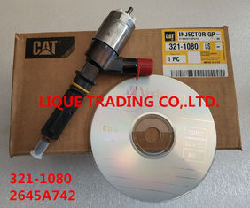 China CAT Common Rail Fuel Injector 321-1080 , 3211080 , 2645A742 For Caterpillar CAT Injector 321 1080 supplier