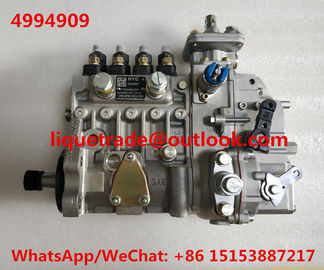 China CUMMINS Genuine fuel pump 4994909 , 10404716046 , 10 404 716 046 , CPES4PB110D120RS BYC 4994909 supplier