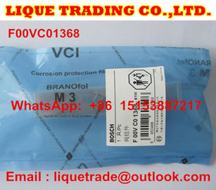 China BOSCH Common rail injector valve F00VC01368 , F 00V C01 368 , F00V C01 368 supplier