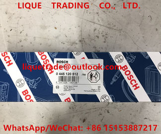 China BOSCH Common rail injector 0445120512 , 0 445 120 512 , 0445 120 512 , 445120512 supplier