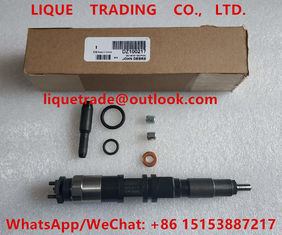 China DENSO fuel injector 095000-6490, 095000-6491, 095000-6492, DZ100217, RE529118, RE546781, RE524382 for John Deere supplier