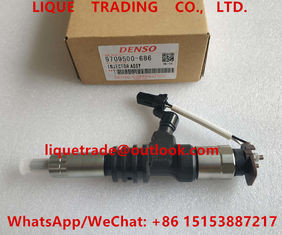 China DENSO fuel injector 9709500-686 , 095000-6860, 095000-6861, ME304627, ME307086 for MITSUBISHI 6M60T supplier