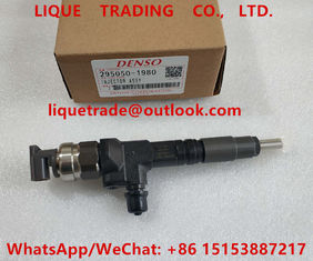 China DENSO common rail injector 295050-1980 , 1J770-53051 , 2950501980 , 1J77053051 , 1J770-53050, 1J77053050 supplier