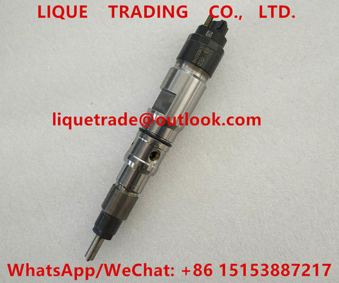 China BOSCH Common rail injector 0445120437 , 0 445 120 437 , 0445 120 437 supplier