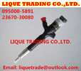 China DENSO CR injector 095000-5891, 095000-5740 for TOYOTA 23670-30080, 23670-39135 factory