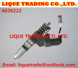 China Genuine and New Fuel Injector 4026222 for CUMMINS QSM11 factory