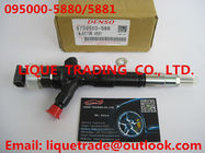 DENSO CR injector 095000-5880,095000-5881, 9709500-588 for TOYOTA 23670-30050