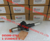 China DENSO Genuine and New Common rail injector 095000-0760, 095000-0761 ISUZU 1-15300415-1 , 1153004151 factory