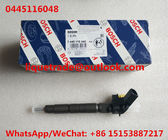 China BOSCH Common rail injector 0445116048 , 0 445 116 048 factory