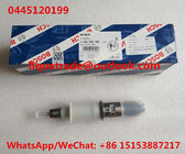 China BOSCH Common Rail Injector 0445120199 , 0 445 120 199 for Cummins 4994541 factory