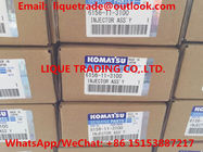 China DENSO common rail injector 095000-0800 , 095000-0801 KOMATSU 6156-11-3100 , 6156113100 factory
