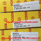 China BOSCH Common rail injector valve F00VC01334 , F 00V C01 334 factory