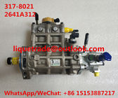 China CAT Fuel Pump 317-8021 , 2641A312 For Caterpillar CAT pump 3178021 , 317 8021 company