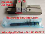 DELPHI Common Rail Injector 28258683, 320/06833 , 320-06833 , 32006833 for JCB Excavator