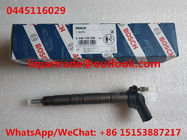 China BOSCH injector 0445116029 ,0445116030 VW 03L130855X , 03L 130 855 X,03L130277 , 03L 130 277 factory