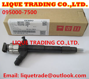 DENSO Genuine Common rail injector 095000-7500 for MITSUBISHI Pajero Montero 4M41 1465A279