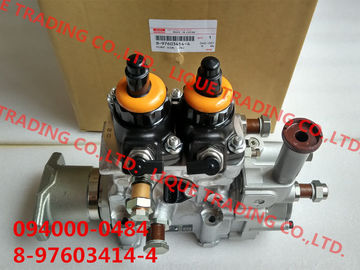 DENSO Genuine fuel pump 094000-0480 , 094000-0484 6WF1 6WG1 6UZ1 Pump ISUZU 8976034144 , 8-97603414-4