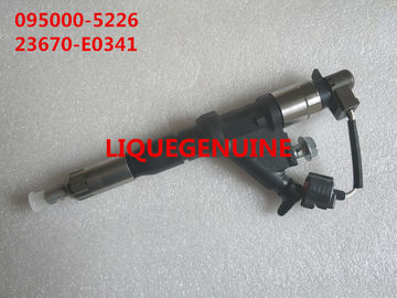 DENSO Original INJECTOR 095000-5221, 095000-5222, 095000-5225, 095000-5226 for HINO 700 Series E13C